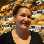 Mitarbeiterin Bäckerei Taverna Niederuzwil